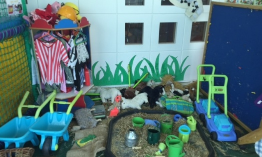 Our fantastic farmyard